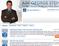 Ask George Stein