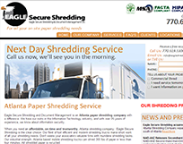 Eagle Secure Shredding